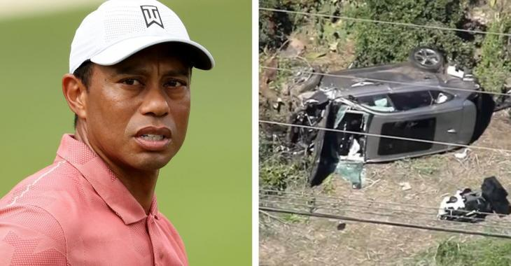First updates on Tiger Woods' condition after urgent surgery due to horror car wreck