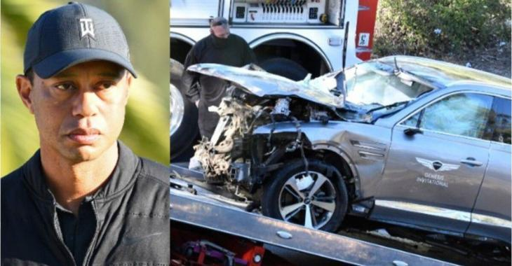 Tiger Woods stuns deputies, says he doesn't remember driving day of car crash