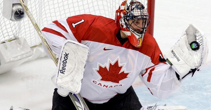 Luongo to be named GM of Team Canada