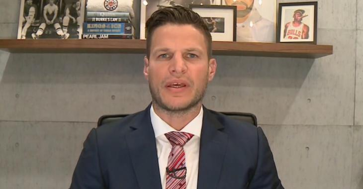 Kevin Bieksa steps up his game with 3 hilarious photos on HNIC.