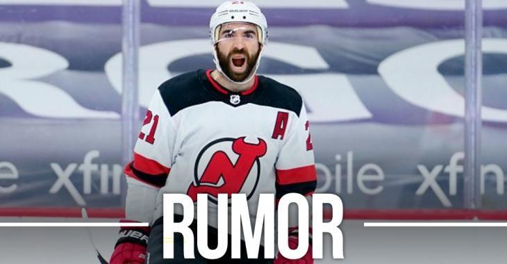 Report: Kyle Palmieri appears to be on the move