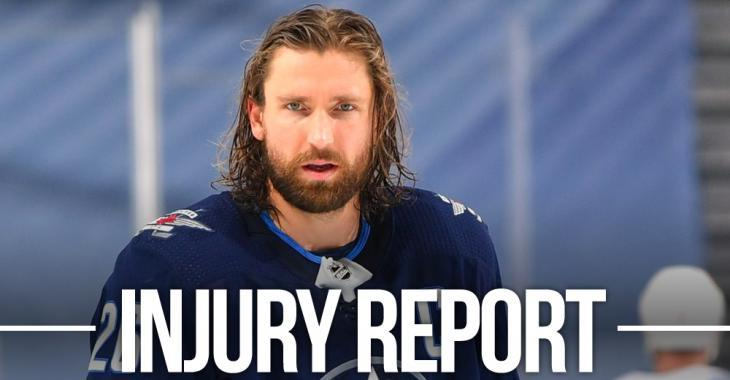Jets lose captain Blake Wheeler long-term