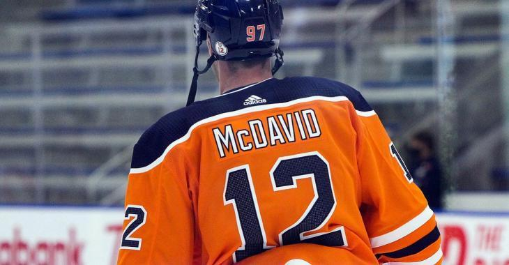 Connor McDavid rips the NHL for disrespecting Colby Cave's memorial.