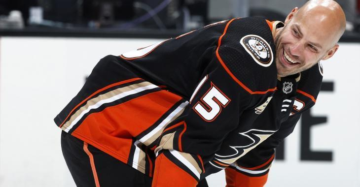Rumor: Ducks captain Ryan Getzlaf could be on the move.