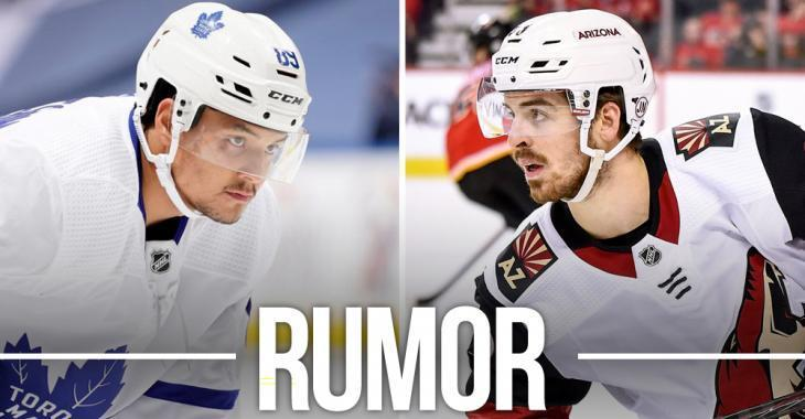 Elliotte Friedman details failed trade between Leafs and Coyotes at the deadline