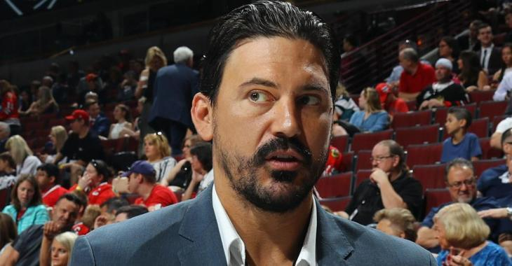 George Parros considers quitting his NHL job