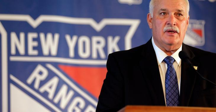 John Davidson makes official statement after getting fired from the Rangers