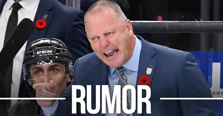 Report: Gerard Gallant closing in on new NHL contract