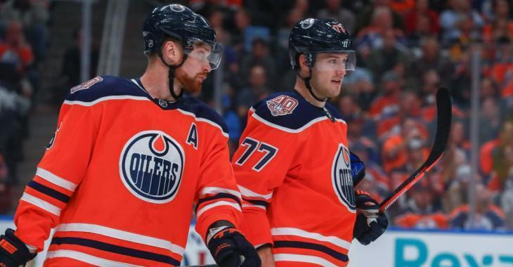 Oilers expected to lose big to the Kraken at the expansion draft!
