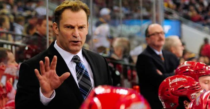 Longtime coach Kirk Muller lands a new NHL coaching job