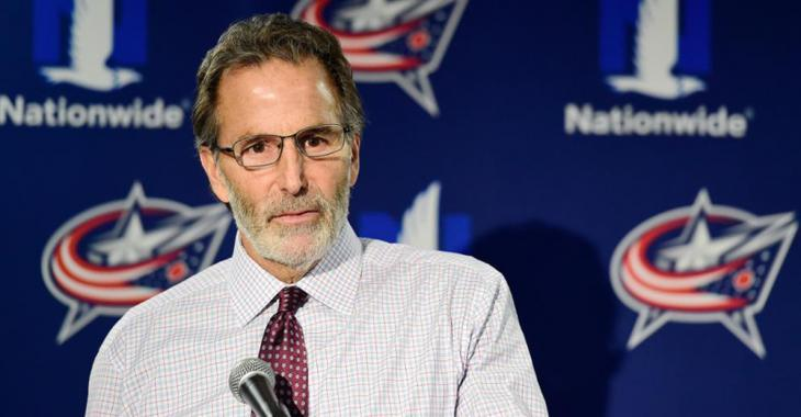 Blue Jackets officially name John Tortorella's replacement