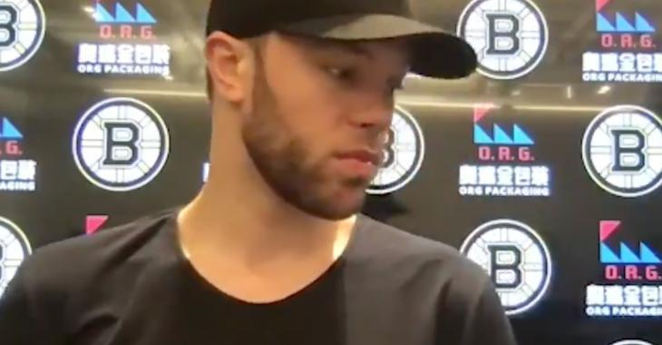 Taylor Hall has new priorities heading into free agency