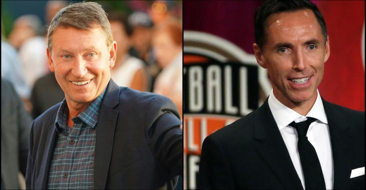 Canadian icons Wayne Gretzky and Steve Nash have just bought their own sports team.