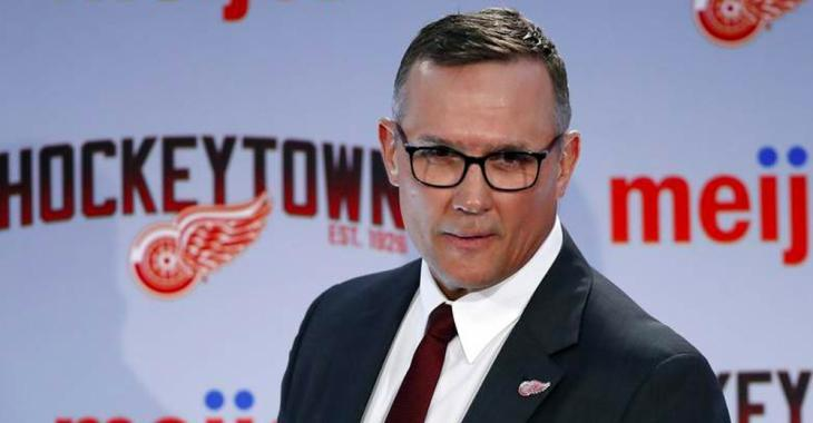 Yzerman absolutely roasts the Hurricanes after acquiring Nedeljkovic in lopsided trade