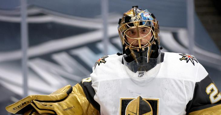 Update: Fleury blindsided by trade, may not report to Blackhawks
