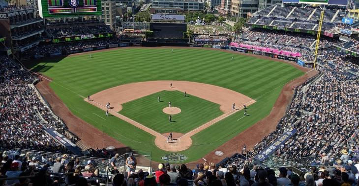 Tragedy as mother and son die inside MLB stadium.
