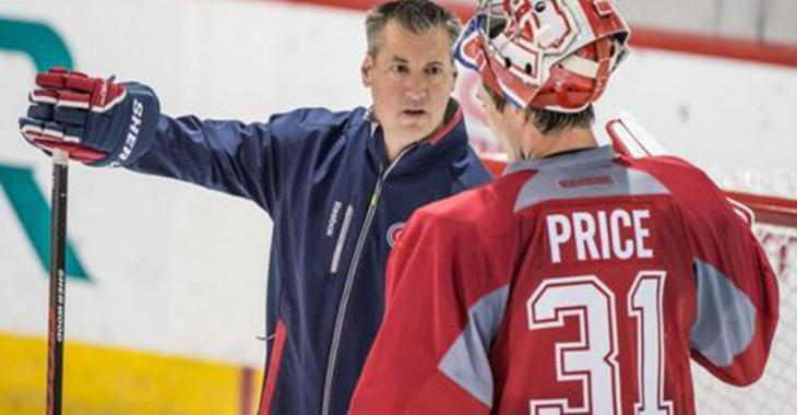 Former Habs goalie coach shares details of Carey Price's decision to leave the team