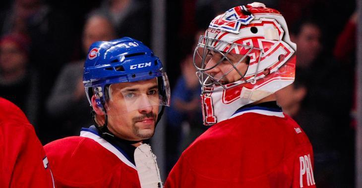Former teammate Plekanec comments on Carey Price's decision to step away from the NHL
