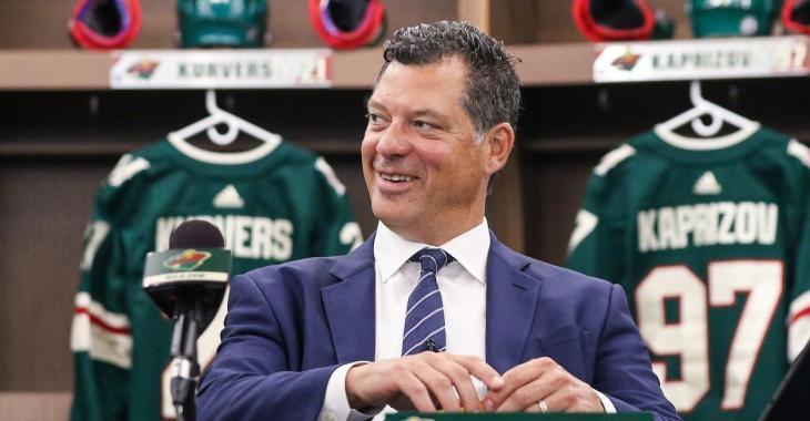 Bill Guerin accidentally makes the Buffalo Sabres look ridiculous.