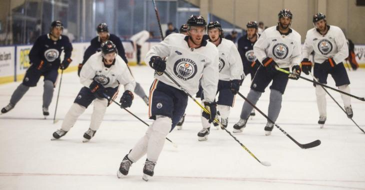 Connor McDavid gets scarier on the ice, even for his own teammates!