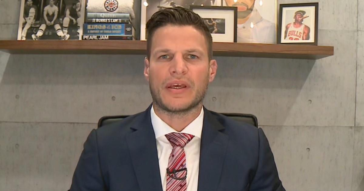 Photograph in Bieksa's background steals the show on Hockey Night in Canada.