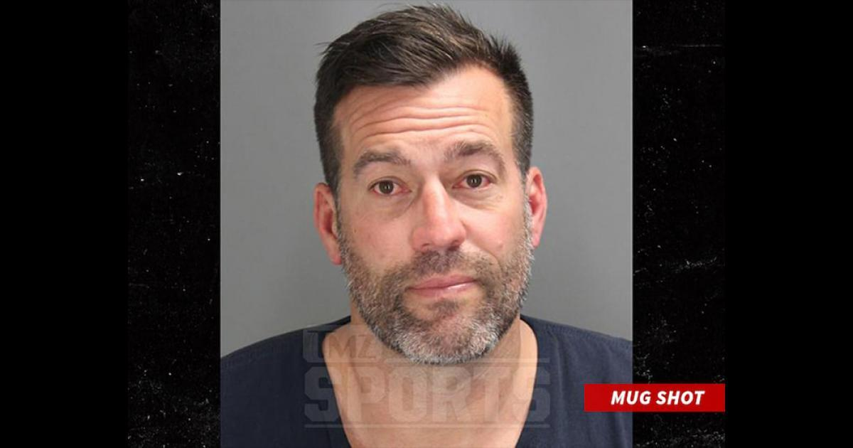 Bertuzzi arrested!